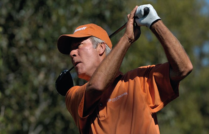 Jaermann & Stübi - The Timepiece of Golf - 传奇人物: Ben Crenshaw