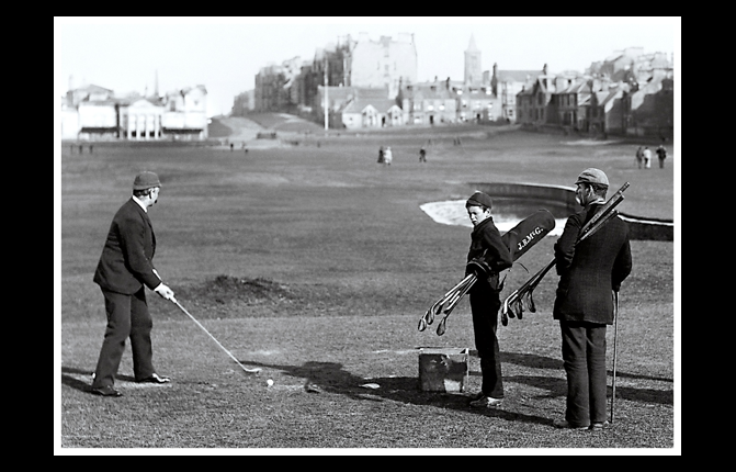 Jaermann & Stübi - The Timepiece of Golf - TRADITION: St. Andrews Links